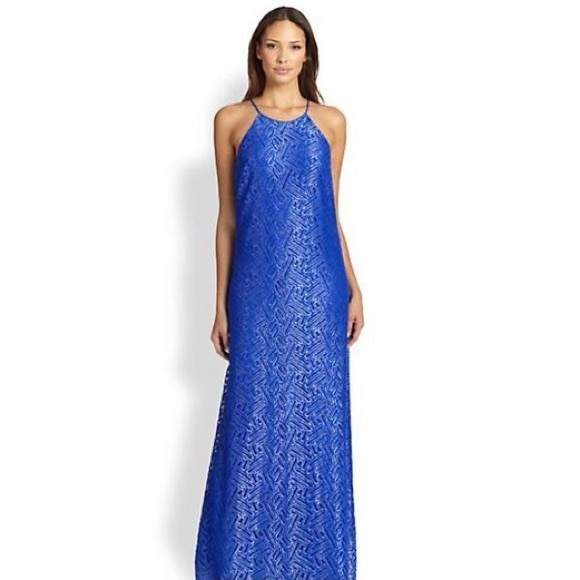 Lilly Pulitzer Dresses & Skirts - Lilly Pulitzer Angel Lace Maxi Dress